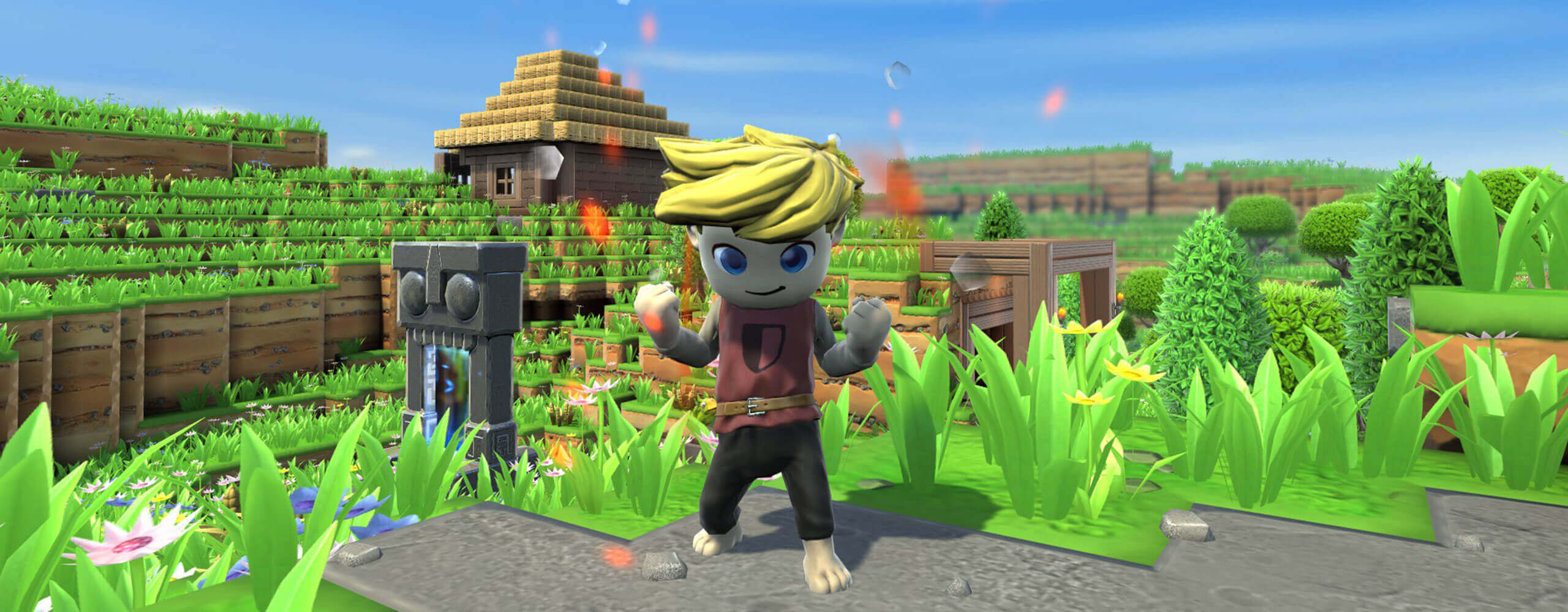 PlayStation 4 and Xbox One FAQ Guide - Portal Knights